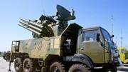 ویدئو | لحظه فعال شدن سامانه دفاع موشکی روسیه در دریای سیاه