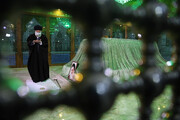 تصاویر | حضور رهبر انقلاب در مرقد مطهر امام راحل و گلزار شهدای بهشت زهرا