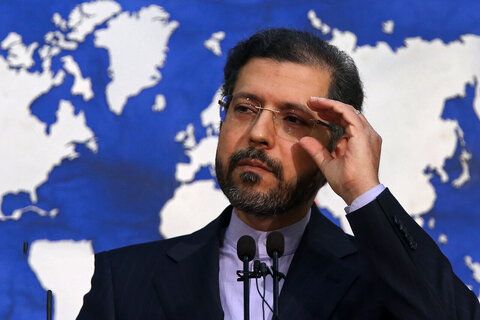 واکنش خطیبزاده به اتهامات وزیر خارجه آمریکا؛ تجارت کنندگان با خون مردم یمن به دیگران اتهامات بیاساس نزنند