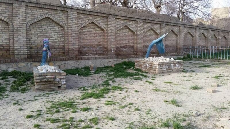 آرامگاه ابوریحان بیرونی - افغانستان