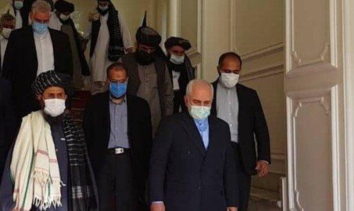 ظریف و طالبان