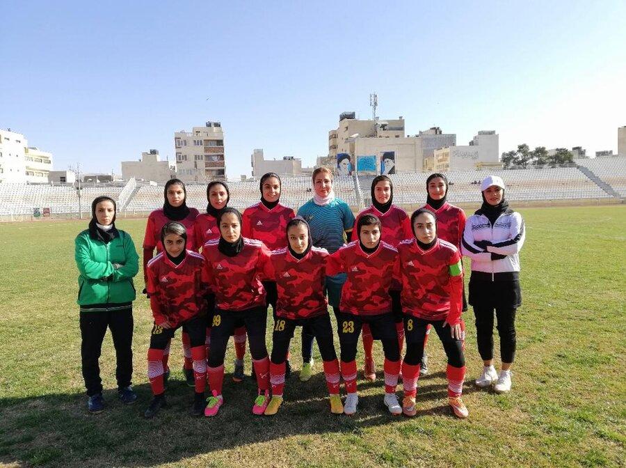 تیم فوتبال زنان قشقایی