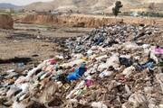گلایه اهالی بستان آباد از مرکز دفع زباله
