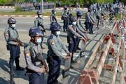 تصاویر |حال و هوای خیابانهای میانمار پس از کودتا