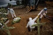 عکسهای کرونایی گاردین در هفتهای که گذشت