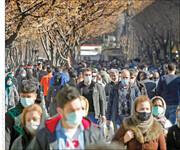 آمار روزانه جانباختگان کرونا در ایران سه رقمی شد | صعود تعداد مبتلایان