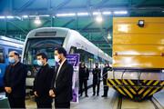 تولید مترو ملی در مشهد