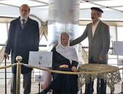 موزه مشاهیر در برج میلاد