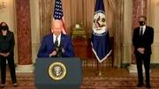 بایدن: ممنوعیت ورود مسلمانان به آمریکا را لغو میکنم | جنگ یمن باید تمام شود