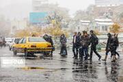 ۴ استان فردا برفی و کولاکی میشوند | هوای تهران و کرج آلودهتر میشود