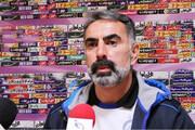 ویدئو | شبیهسازی خندهدار قهر محمود فکری از نشست خبری در تلویزیون