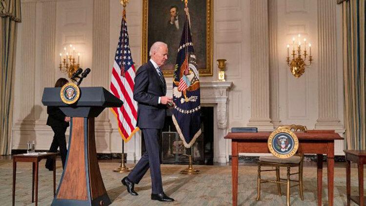اعلام آمادگی آمریکا برای حضور در نشست ۱+۵ | اولین قدمها برای بازگشت به برجام | بایدن نامه ترامپ را پس گرفت