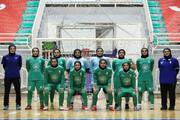 درخشش تیمفوتسال بانوان در لیگ برتر