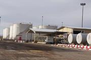 افتتاح یک پالایشگاه نفت در فریمان