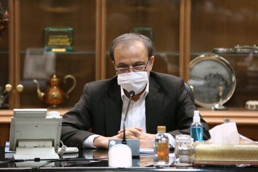 رزم حسيني وزير صمت