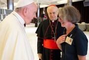 ویدئو | لحظه ورود پاپ به بغداد