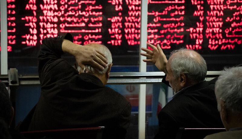 بازار سرمایه همچنان بر مدار منفی | افت ۶ هزار واحدی شاخص بورس