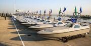 ٣۴٠ شناور رزمی به نیروی دریایی سپاه ملحق میشود