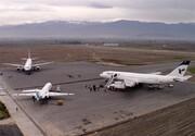 انتقال هوایی زائران به عراق از طریق ۱۴ فرودگاه ایران | بازگرداندن هزاران زائر از مرزهای زمینی