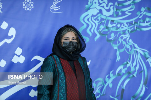فرنوش صمدی کارگردان فیلم «خط فرضی» در سی و نهمین جشنواره بینالمللی فیلم فجر