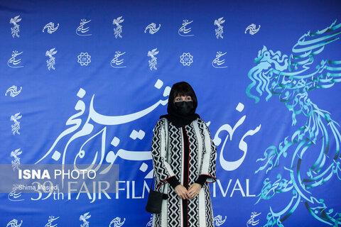 ایدا پناهنده کارگردان فیلم «تی تی» در سی و نهمین جشنواره بینالمللی فیلم فجر