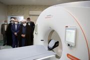 بهرهبرداری از دستگاه سی. تیآنژیوگرافی پیشرفته در مشهد