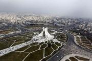 ایجاد پارکینگ در حریم برج آزادی بدون مجوز کتبی | موسوی: با دستور شهردار تهران تلاش داریم هویت برج را پس از ۱۵ سال احیا کنیم