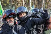 تصاویر متفاوت از راهپیمایی ۲۲ بهمن ۹۹ در سراسر ایران
