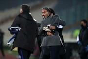 ترک ناگهانی نشست خبری بعد از بازی توسط فکری | سؤالی که سرمربی استقلال را عصبی کرد