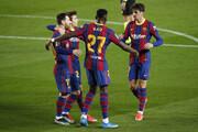 بازگشت بزرگ بارسلونا برابر سویا و صعود به فینال جام حذفی