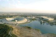 نخستین دریاچه مصنوعی پایتخت
