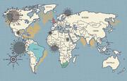 اینفوگرافیک | آشنایی با گونههای جدید جهشیافته کروناویروس (کووید-۱۹)