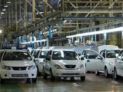 رشد ۱۹ درصد تولید خودرو تا پایان بهمنماه