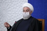 کاهش آثار منفی کرونا بر صادرات | روحانی: ثبات قیمت کالاها و تعادل در بازار ارز سیاست اصلی دولت است