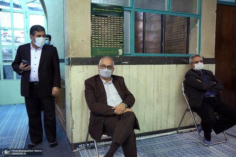 جلسه جبهه اصلاح طلبان
