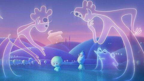 انیمیشن روح ساخته پیت داکتر مدعی اصلی گلدن گلوب و اسکار ۲۰۲۱