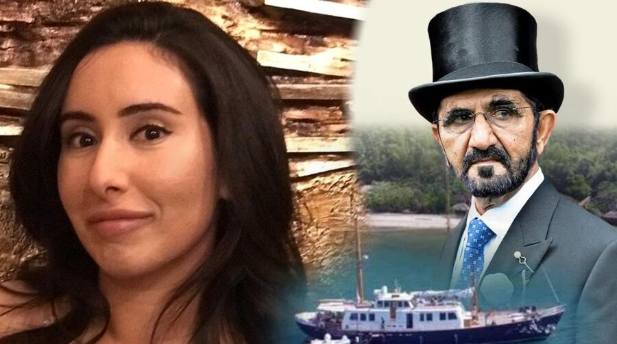 دختر حاکم دوبی پدرش را به گروگانگیری متهم کرد   داستان تلاشهای ۲۰ ساله لطیفه برای فرار از دوبی
