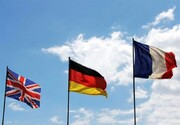 ابراز نگرانی تروئیکای اروپا از آغاز غنیسازی ۶۰ درصدی ایران