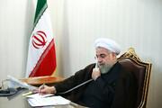 روحانی خطاب به نخستوزیر عراق: پولهای ایران را فورا آزاد کنید