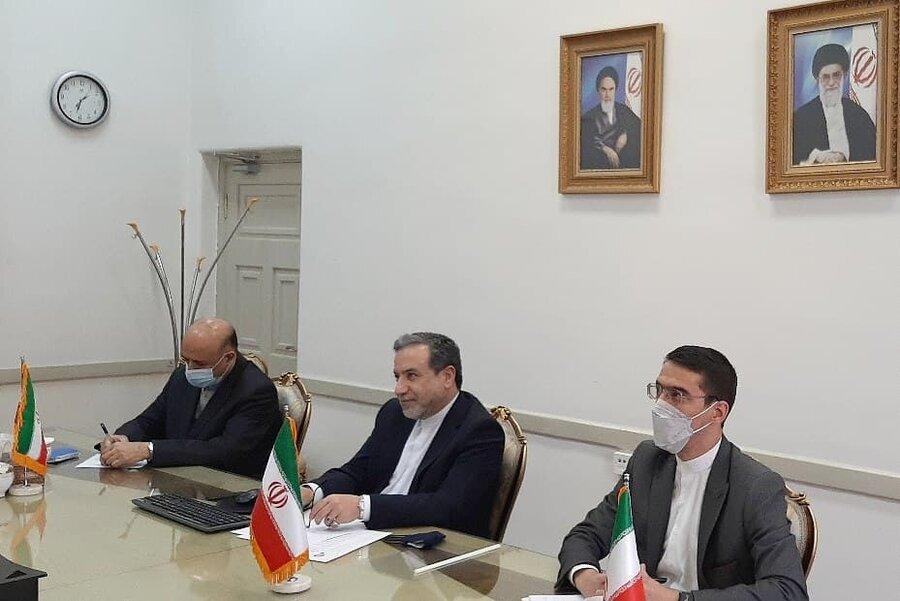 برگزاری دور جدید گفتوگوهای سیاسی ایران و ایرلند