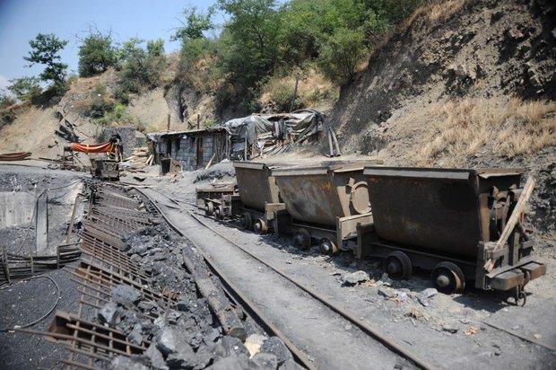 کشته شدن ۲ کارگر در حادثه ریزش معدن