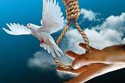محکوم به قصاص در قروه پای چوبهدار بخشیده شد