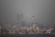آلودگی هوا به تهران بازگشت |تعداد روزهای خاکستری پایتخت