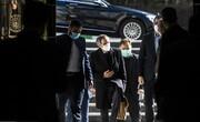 تصاویر   متن و حاشیه دیدار مهم دو دیپلمات؛ دیدار گروسی و صالحی   از احترام کرونایی صالحی تا ژستهای گروسی