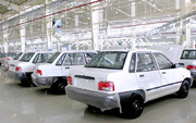 کاهش قیمت خودروهای پرتیراژ ؛ پراید اما معکوس می کشد