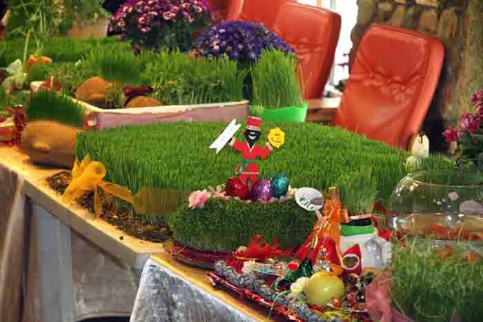 برپایی جشنواره سبزههای نوروزی