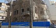 مرمت خانه تاریخی «متین دفتری» آغاز شد