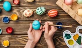 ۸ آموزش جدید تزئین تخممرغ برای هفتسین سال ۱۴۰۰