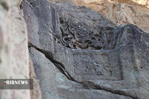 داشکسن؛ معبد معبد اژدها