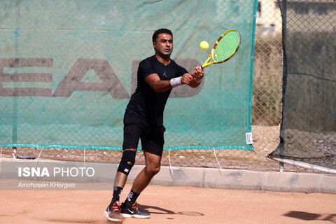 مسابقات تنیس جایزه بزرگA در هرمزگان